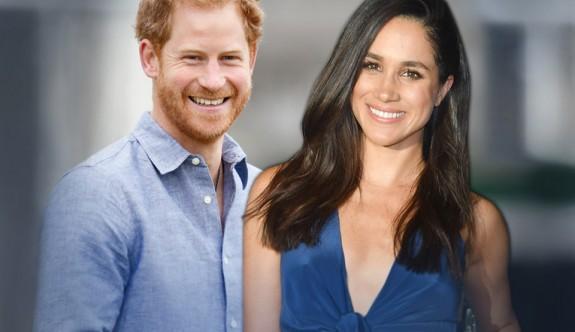 İngiltere Kraliyet tahtı varisi Harry nişanlandı