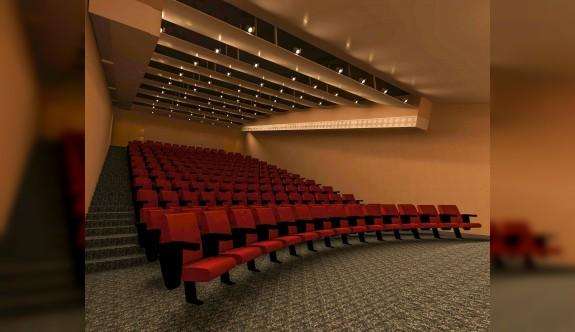 İrfan Günsel Kongre Merkezi Törenle 15 Kasım'da açılıyor