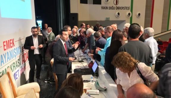 İşte CTP'nin milletvekili adayları