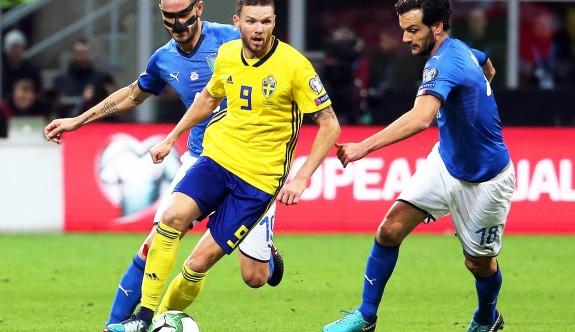İtalya, Dünya Kupası'nda yok