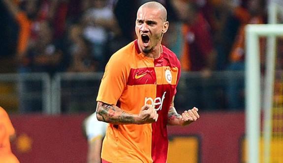 """""""Kariyerimi Galatasaray'da bitirebilirim"""""""