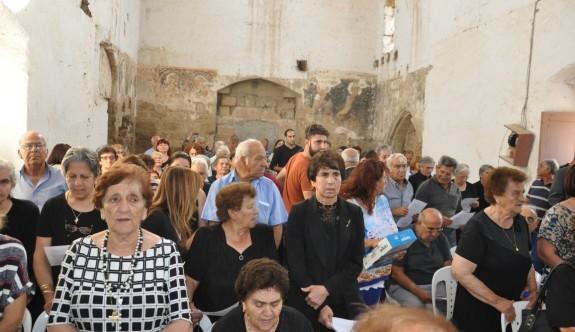 """""""Köyde kalmadan yardım alan Maronitler var"""""""