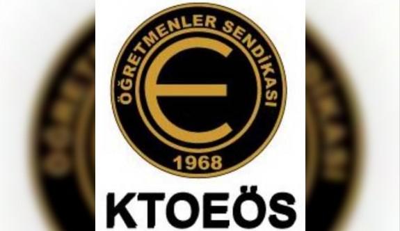 KTOEÖS, Türkiye'den KKTC'ye görevlendirilmek istenen öğretmenlerle ilgili mücadele başlattı