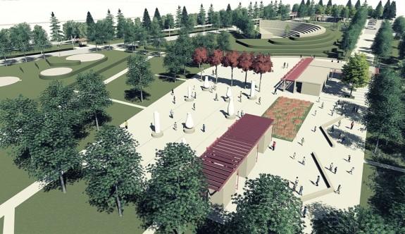 """Lefkoşa'ya """"doğa, kültür ve spor parkı"""" yapılacak"""