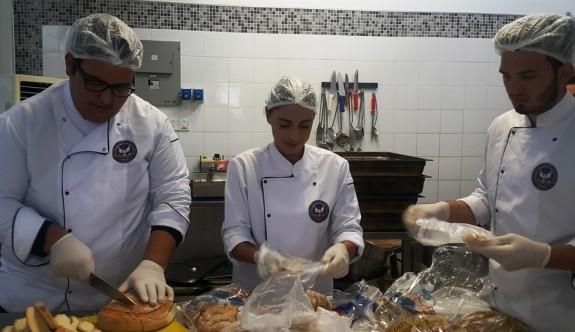 LTB ile AKÜ'den Paylaşım Mutfağı için işbirliği