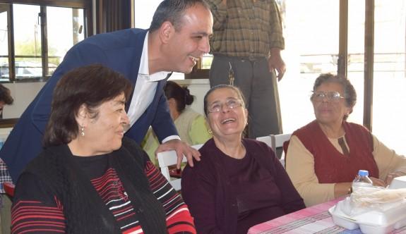 LTB Paylaşım Mutfağı'ndan yaşlılara yemek