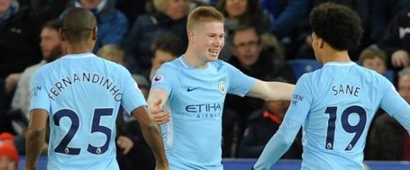 Manchester City fırtınası sürüyor