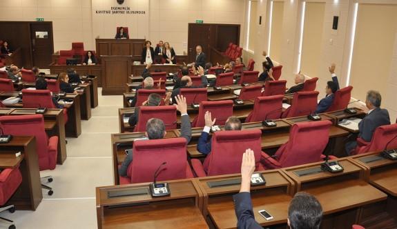 Meclis toplantısı mutabakatla 11 Aralık'a ertelendi