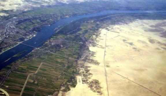 Mısır ve Etiyopya arasında Nil nehri suyu gerilimi