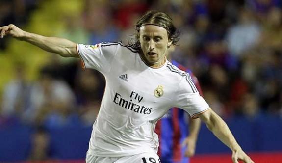 Modric'e vergi kaçırma suçlaması