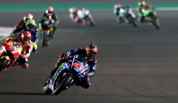 MotoGP'de son viraja İspanya'da girilecek