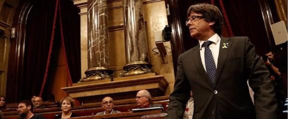 Puigdemont için tutuklama kararı çıkartıldı