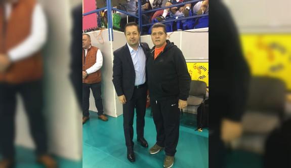 Romanya Spor Bakanı, kafilemizle görüştü