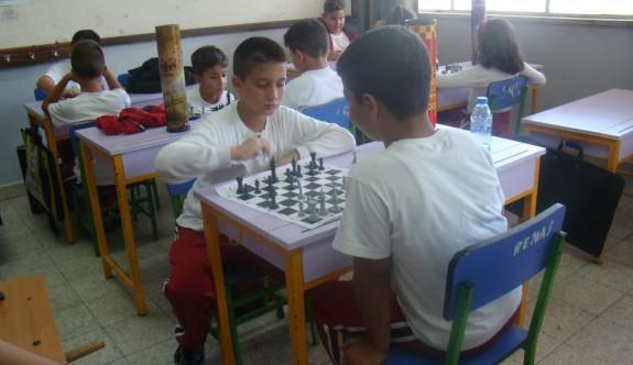 Tangül Çağıner Satranç Turnuvası sona erdi