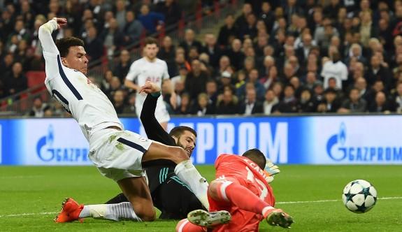 Tottenham, Real'i ezdi geçti