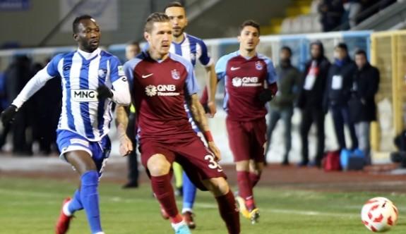 """Trabzonspor """"farklı"""" kazandı"""