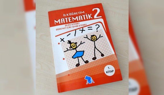 Türkçe matematik kitabı Rum ilkokuluna sokulmadı