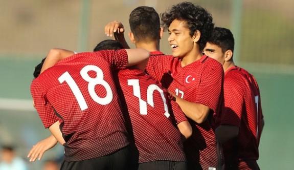 Türkiye finalde, rakibi Yunanistan
