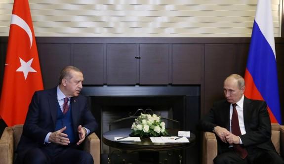 """""""Türkiye ile Rusya arasındaki ilişkiler eskiye döndü"""""""