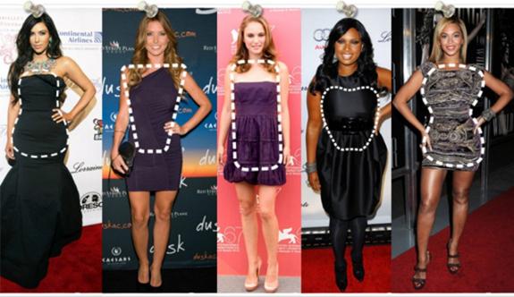 Vücut tipine göre stilinizi belirleyin!