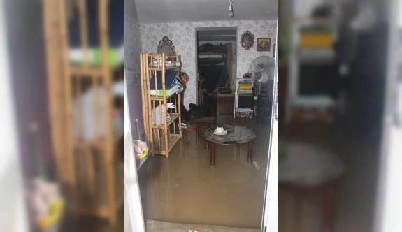 Yağmur Karakum, Lemar, Püsküllü bölgesi ve Ozanköy'de etkili oldu