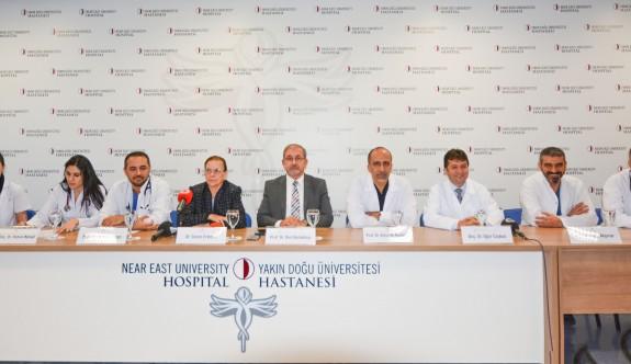 """YDÜ bünyesinde """"Kalp Yetmezliği Merkezi"""" açıldı"""