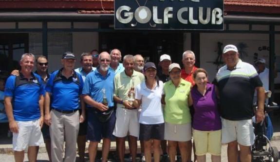Yeşilyurt'ta golf heyecanı yaşanacak