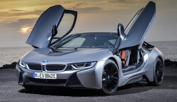 2019 BMW İ8 Coupe büyüleyecek