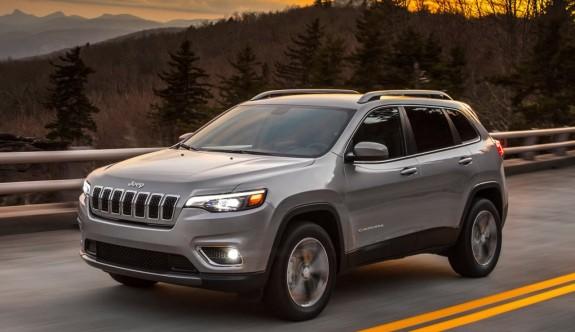2019 Yeni Jeep Cherokee görücüye çıkıyor