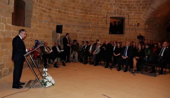 Akıncı, Güney Kıbrıs'ta kitap tanıtımına katıldı