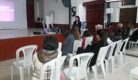 Alayköy'de Beden Politikaları seminer ve drama atölyesi gerçekleştirildi