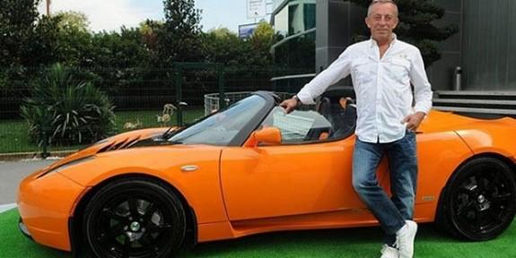 Ali Ağaoğlu'nun İTÜ'ye bağışladığı Tesla çürüdü