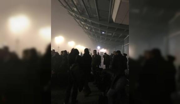 Ankara, Ercan yolcuları mağdur oldu