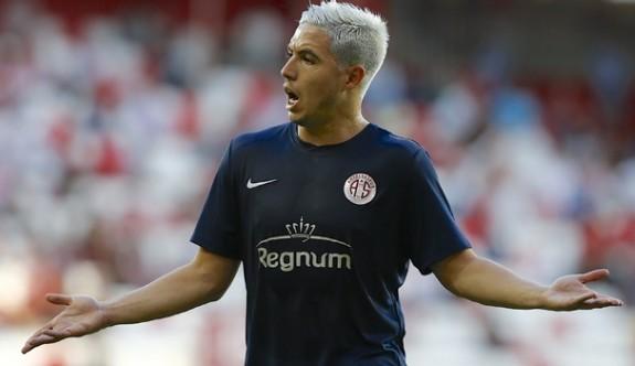 Antalyaspor'da Nasri şoku
