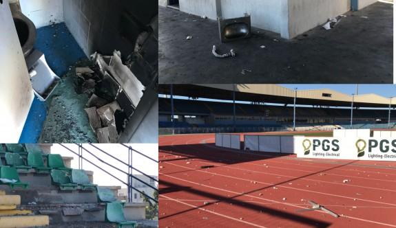 APOEL taraftarları, AEL deplasmanında olay çıkardı