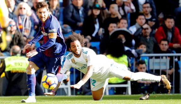 Barcelona farkı 14 puana çıkardı