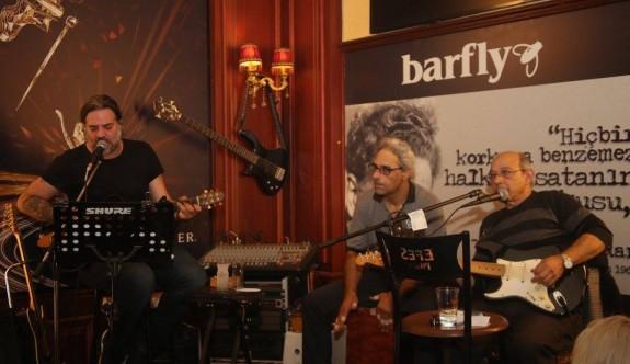 Barfly'de canlı müzik keyfi