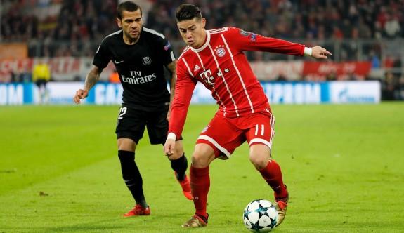 Bayern, PSG'ye geçit vermedi