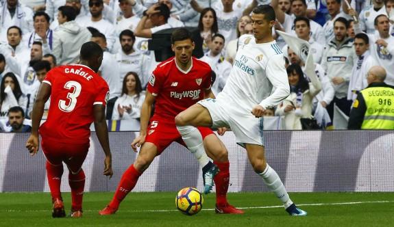 Bernabeu'da Ronaldo şov