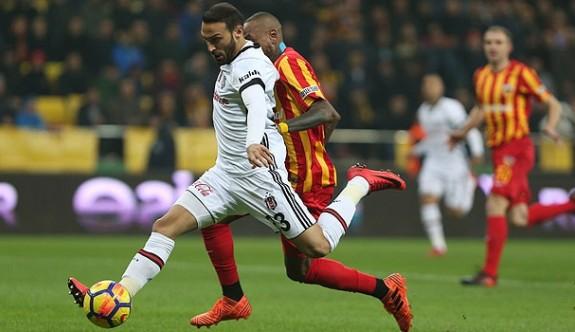 Beşiktaş fırsatı değerlendiremedi