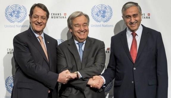 BM Stratejik Anlaşma İstiyor