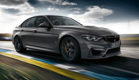 BMW M3'ün en güçlüsü: CS