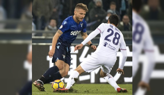 Çizme'de ilk yarı finalist Lazio