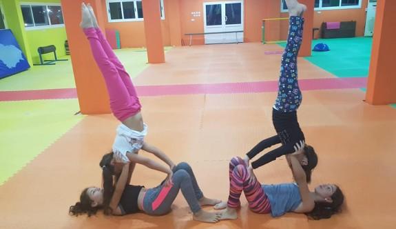 Çocuk fitnessçilerimiz, Hırvatistan'da boy gösterecek