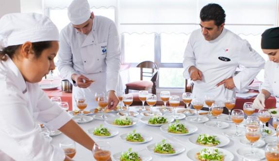DAÜ Gastronomi'den önemli başarı