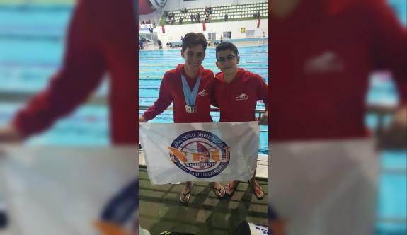 Emre Ersoy, Türkiye ikincisi oldu
