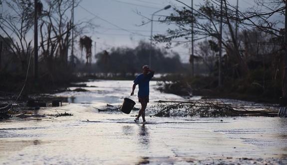 Filipinlerde tropikal fırtına felaketi