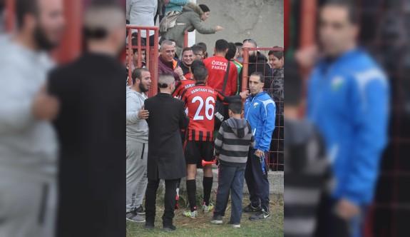 Futbolculara ilk tebrik Mannaş'tan