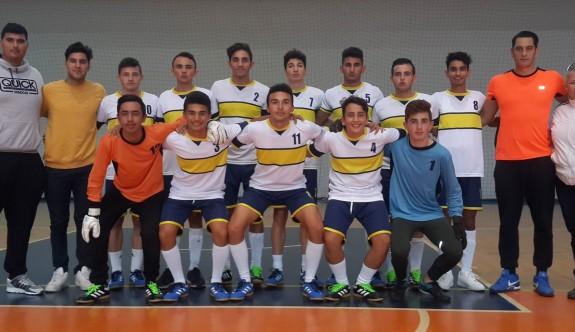 Futsalda yarı finalistler belirlenmeye başladı