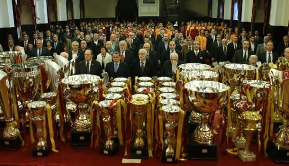 Galatasaray'da başkanlığa iki aday